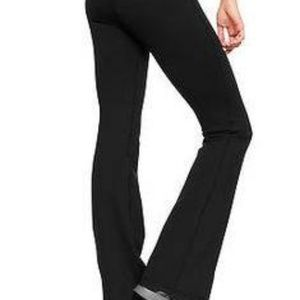 Limited edition gap fit black white bootcut pants